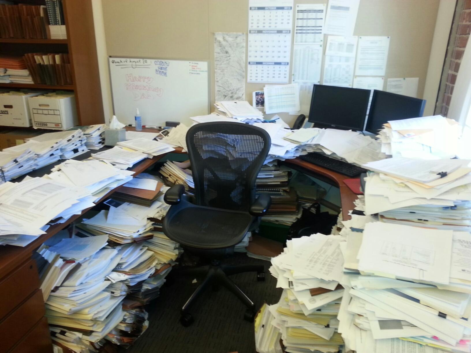 Reasons to Consider a Paperless Law Office SOLO in COLO